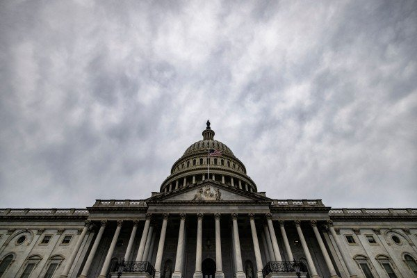 The US Capitol building in Washington DC. Photo: AFP