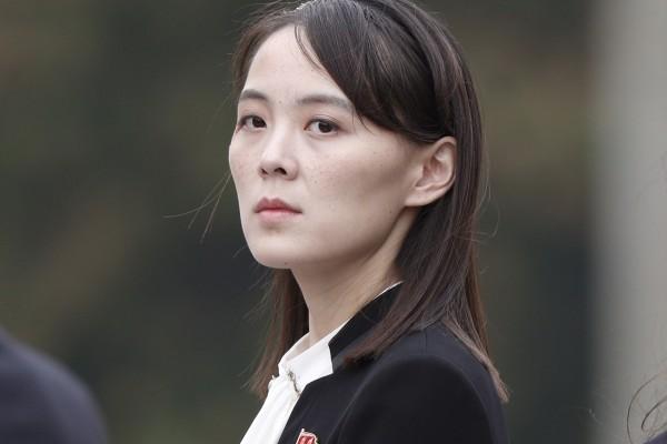 Kim Yo-jong, sister of North Korea's leader Kim Jong-un. Photo: AP