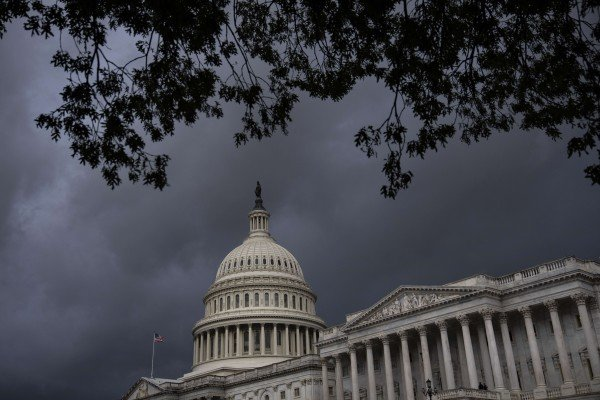 Democrats now have just three days to find another way to keep the government operating beyond Thursday – when current funding expires. Photo: AFP