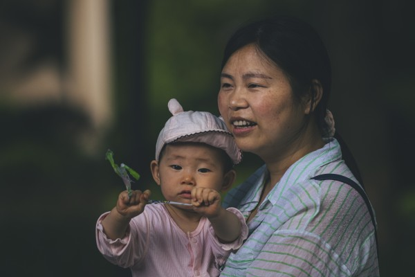 Anhui, the ninth most populous of China's 31 provincial-level jurisdictions, says the number of newborns this year is down almost 20 per cent on last year. Photo: EPA-EFE