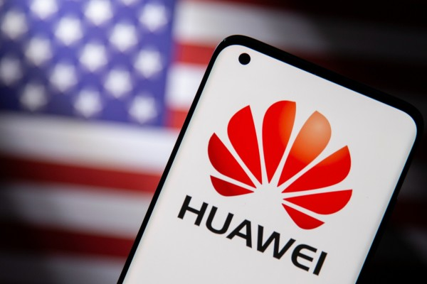 Huawei and ZTE are the only two companies specifically mentioned in the Transatlantic Telecommunications Security Act. Photo illustration: Reuters