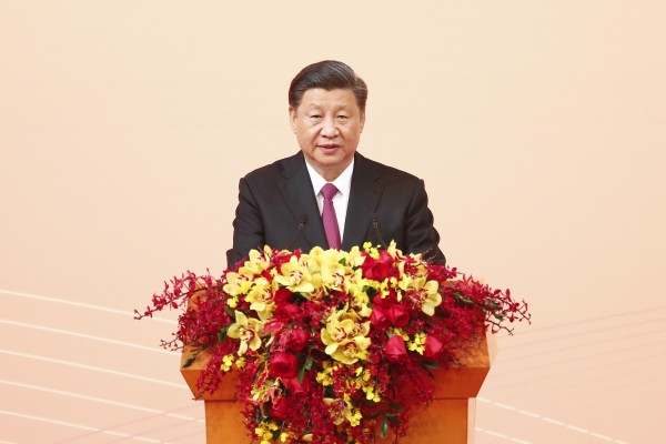 Chinese President Xi Jinping has not been out of the country since mid-January 2020, the longest stint of any G20 leader, although he has attended virtual meetings. Photo: DPA