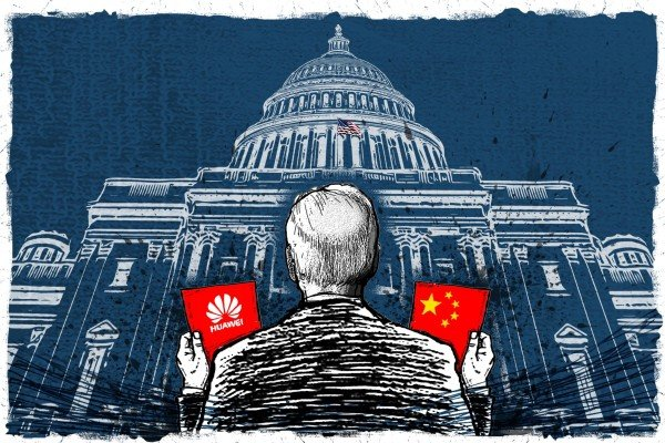 Making any real policy changes for US President Joe Biden will be difficult until at least after the November 2022 midterm elections for Congress. Illustration: Henry Wong