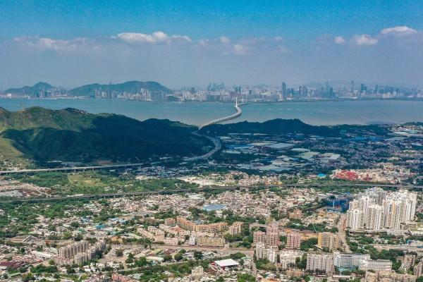 A rail link will be built from Hong Kong's Hung Shui Kiu to Qianhai across the border. Photo: Winson Wong