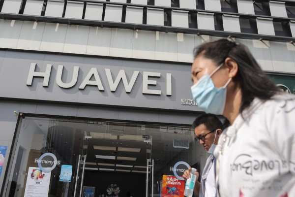 Telecommunications giant Huawei Technologies Co has created four new business units as part of efforts to diversify its operations amid the company's struggles with US trade sanctions. Photo: EPA-EFE