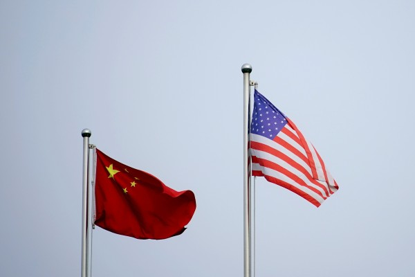 China and the US are at odds over a long list of issues, from trade and technology to human rights. Photo: Reuters