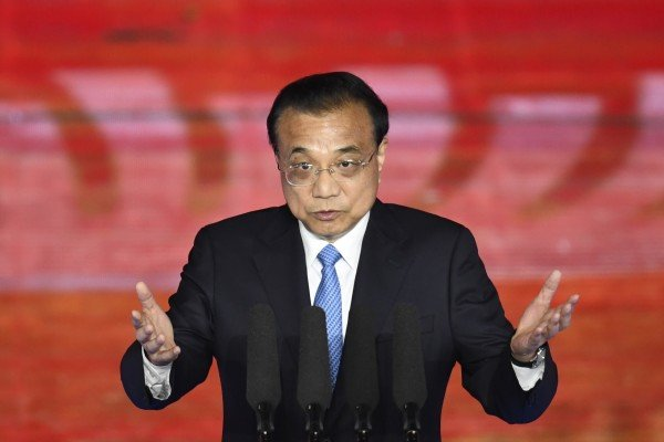 China's Premier Li Keqiang says Beijing has the 'tools' to cope with current economic challenges. Photo: EPA-EFE