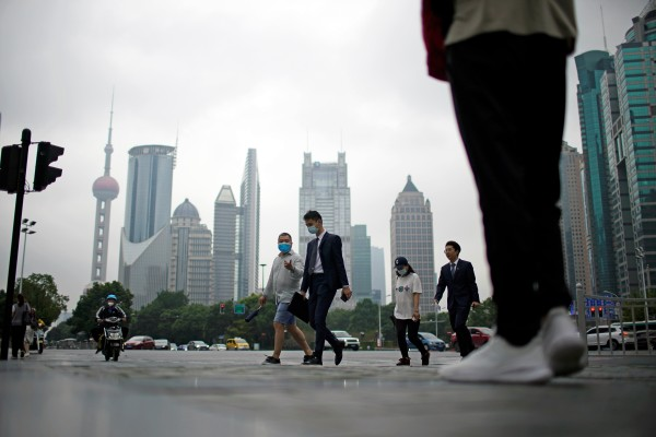 All eyes will be on China's latest economic data, released on Monday by the National Bureau of Statistics. Photo: Reuters