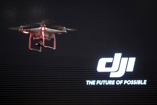 DJI's products account for more than 50 per cent of drone sales in the US. Photo: Reuters