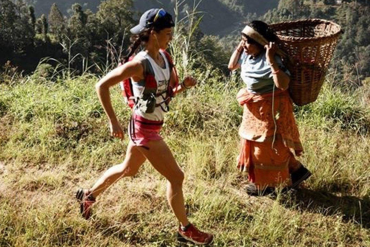 Sarah Pemberton has completed four 100-milers, but is still not as confident as she is over 100km. Photo: Action Asia Events