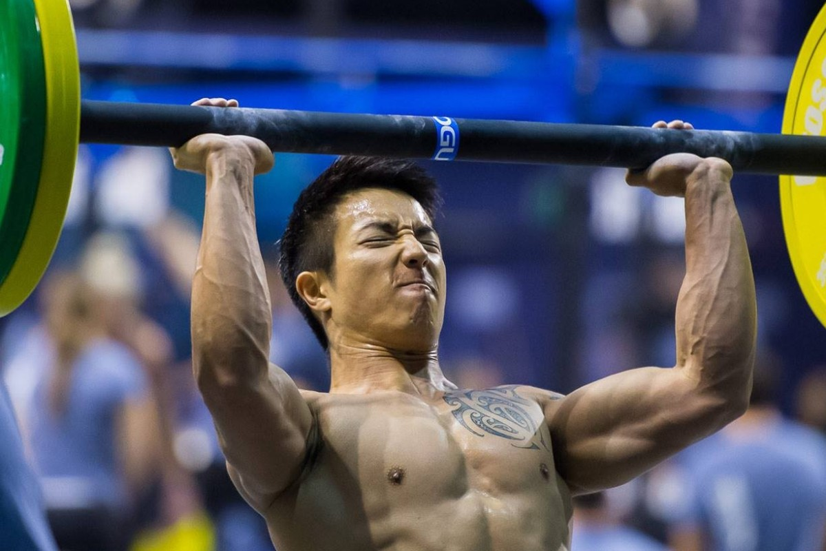Edmund Tan is struggling to raise funds for the CrossFit Games, but if he has to he will arrive only a day or two before the event and risk almost passing out from jet lag. Photo: Handout
