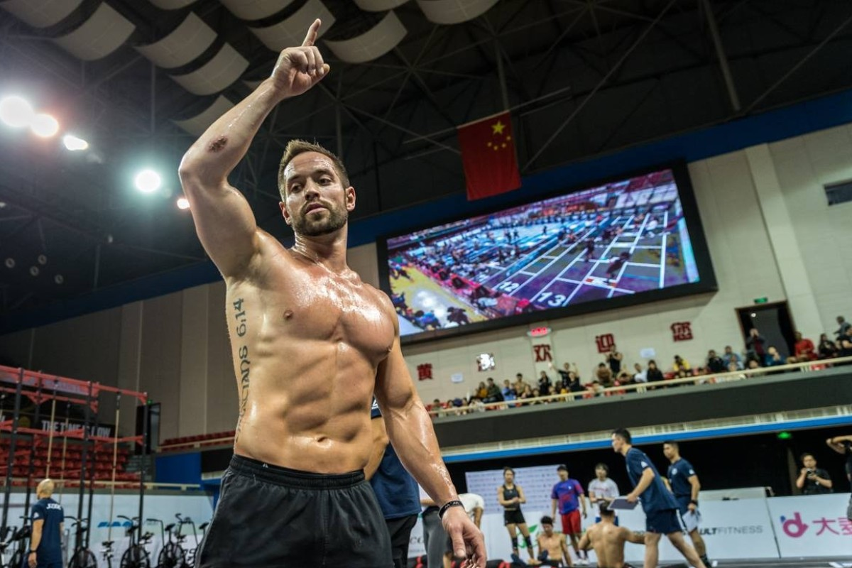 Rich Froning at the Asia CrossFit Championship. Will his Mayhem Freedom team win in Columbus, Ohio this weekend? Photo: Shaun Cleary/Asia CrossFit Championship