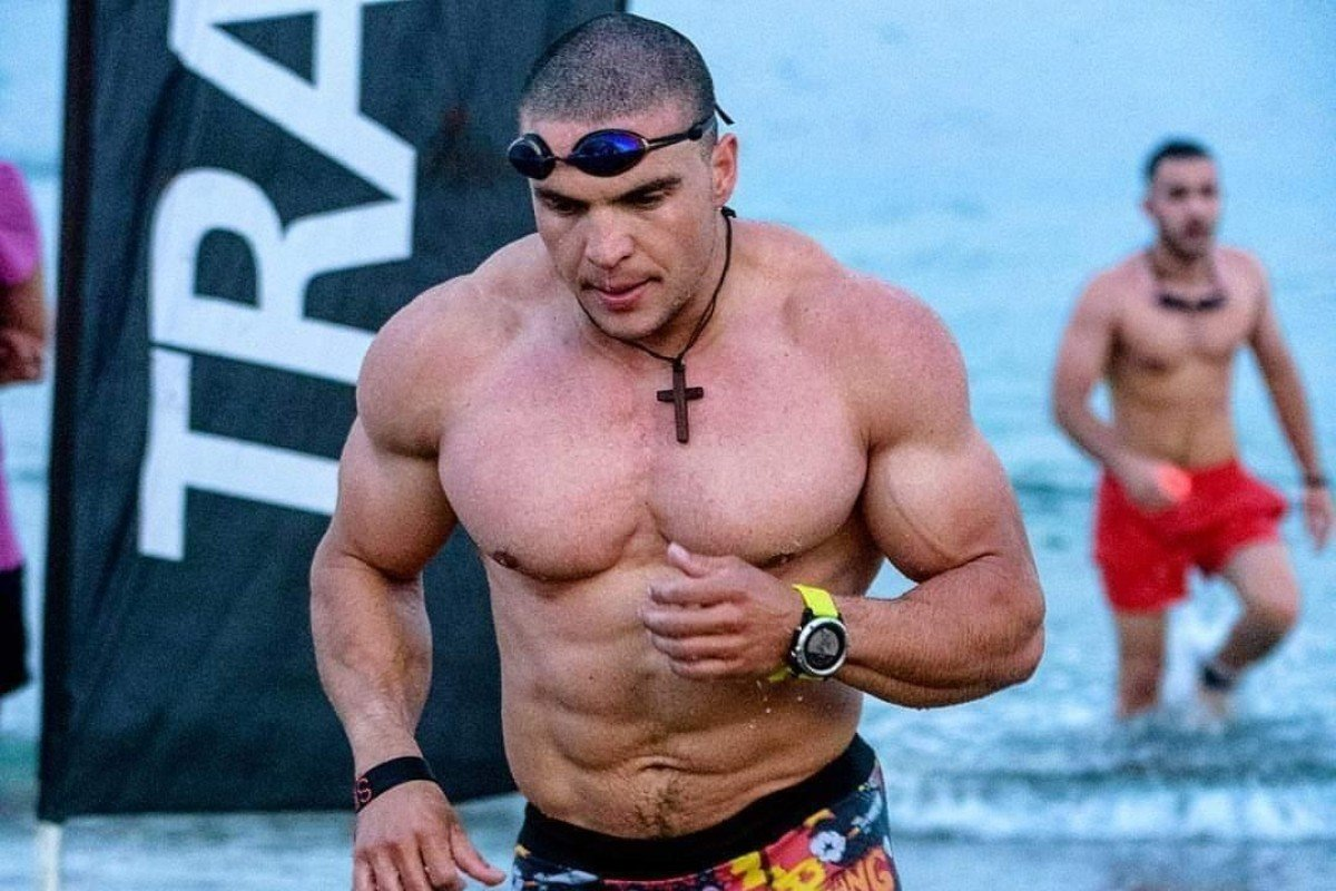 Lefteris Theofanidis has become an instant contender for the 2019 CrossFit Games.