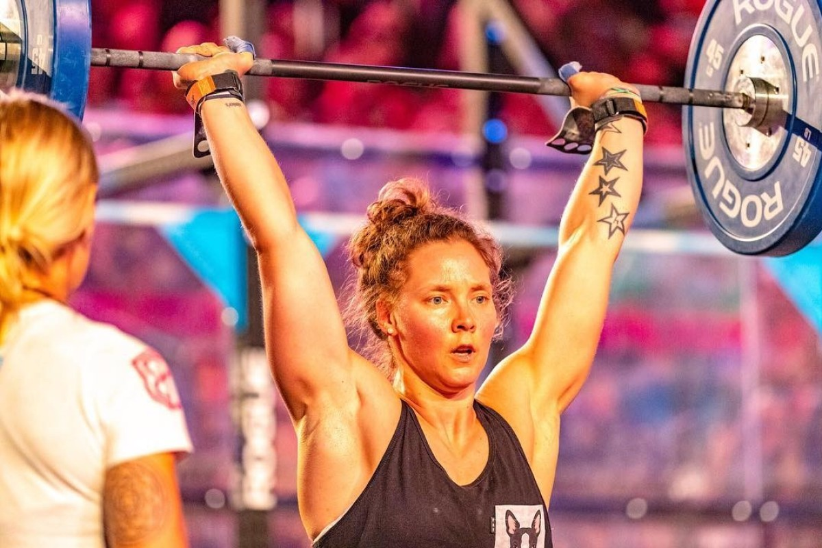 Carol-Ann Reason-Thibault, whose star tattoos represent members of her family, will become the first female national champion to represent Canada at the 2019 CrossFit Games. Photo: Handout