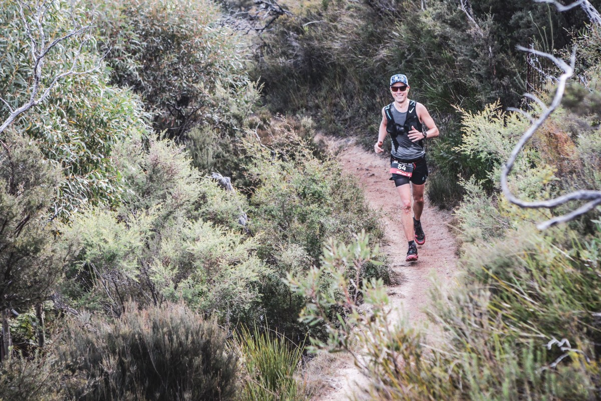 Henri Lehokonen, Hong Kong-based Australian, comes 11th at the 2019 Ultra Trail Australia before heading to Western States. Photos: Handout