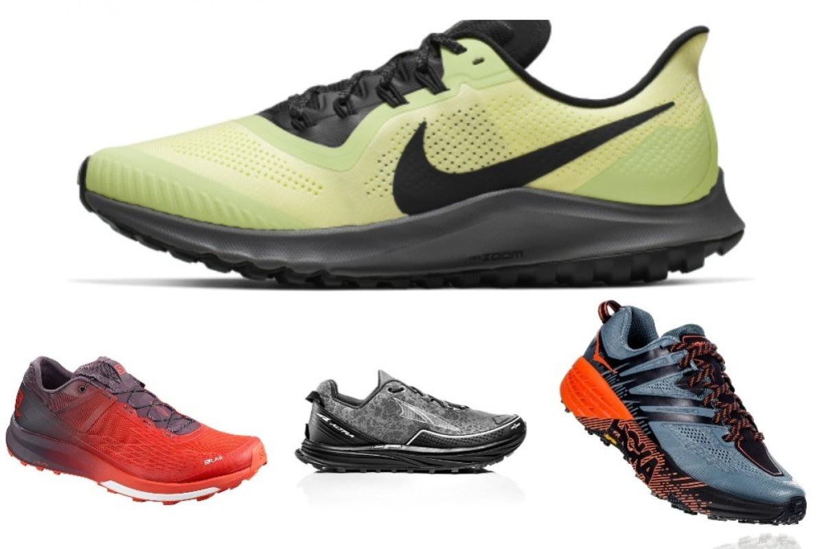 Which trail running shoes should I buy? Hoka, Salomon ...