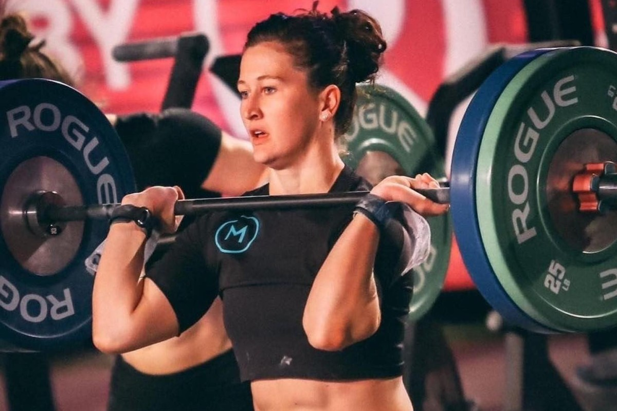 Australian Tia-Clair Toomey is the 2018 CrossFit Games champion. Photo: Handout