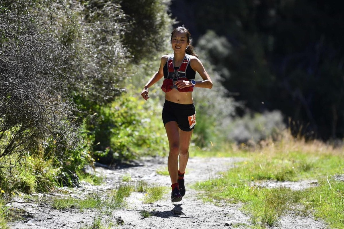 Nancy Jiang is proof Chinese people do run, as she rises from newbie to New Zealand Trail World Championships team. Photos: Handout