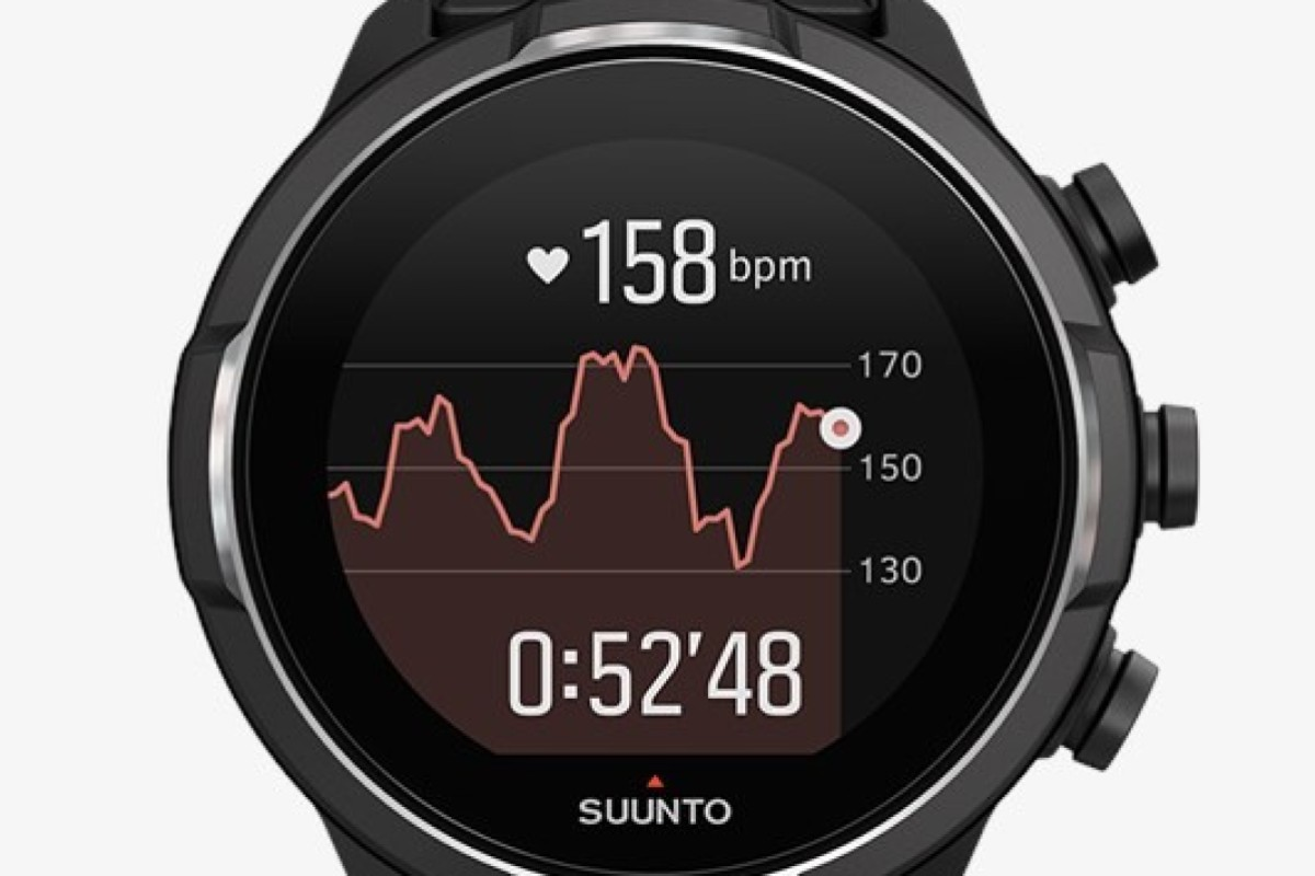 Suunot 9 Baro Titanium GPS running watch is one of many options for runners, depending on their goals. Photo: Suunto