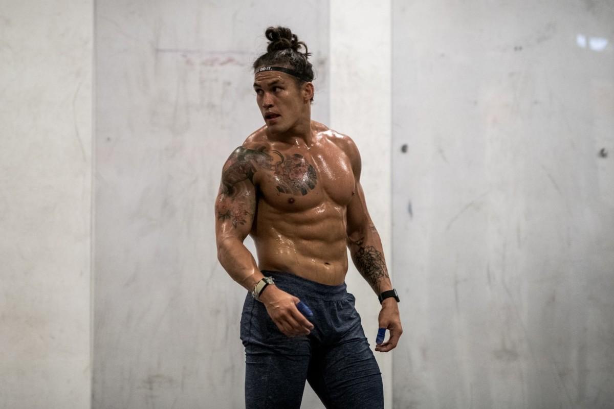 Ant Haynes is set to represent China and Hong Kong at the 2019 CrossFit Games. Photo: Facebook