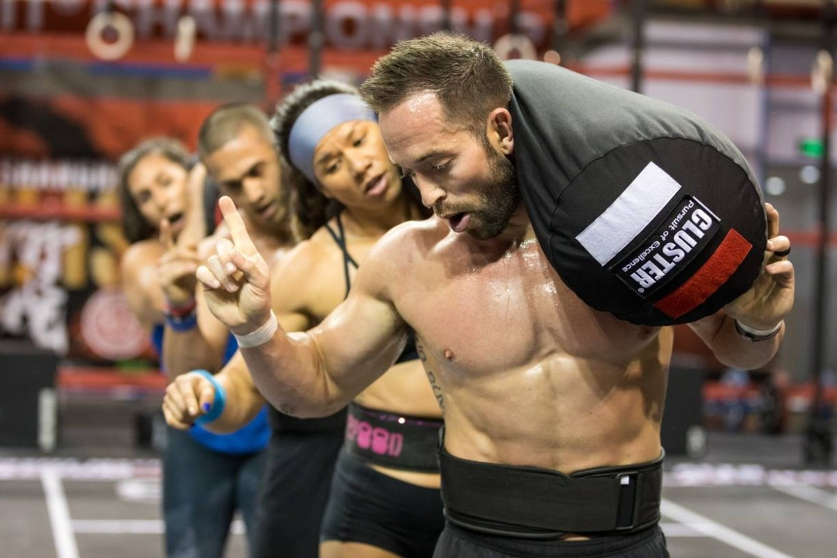 How many followers does Rich Froning have? Photo: Linyibo