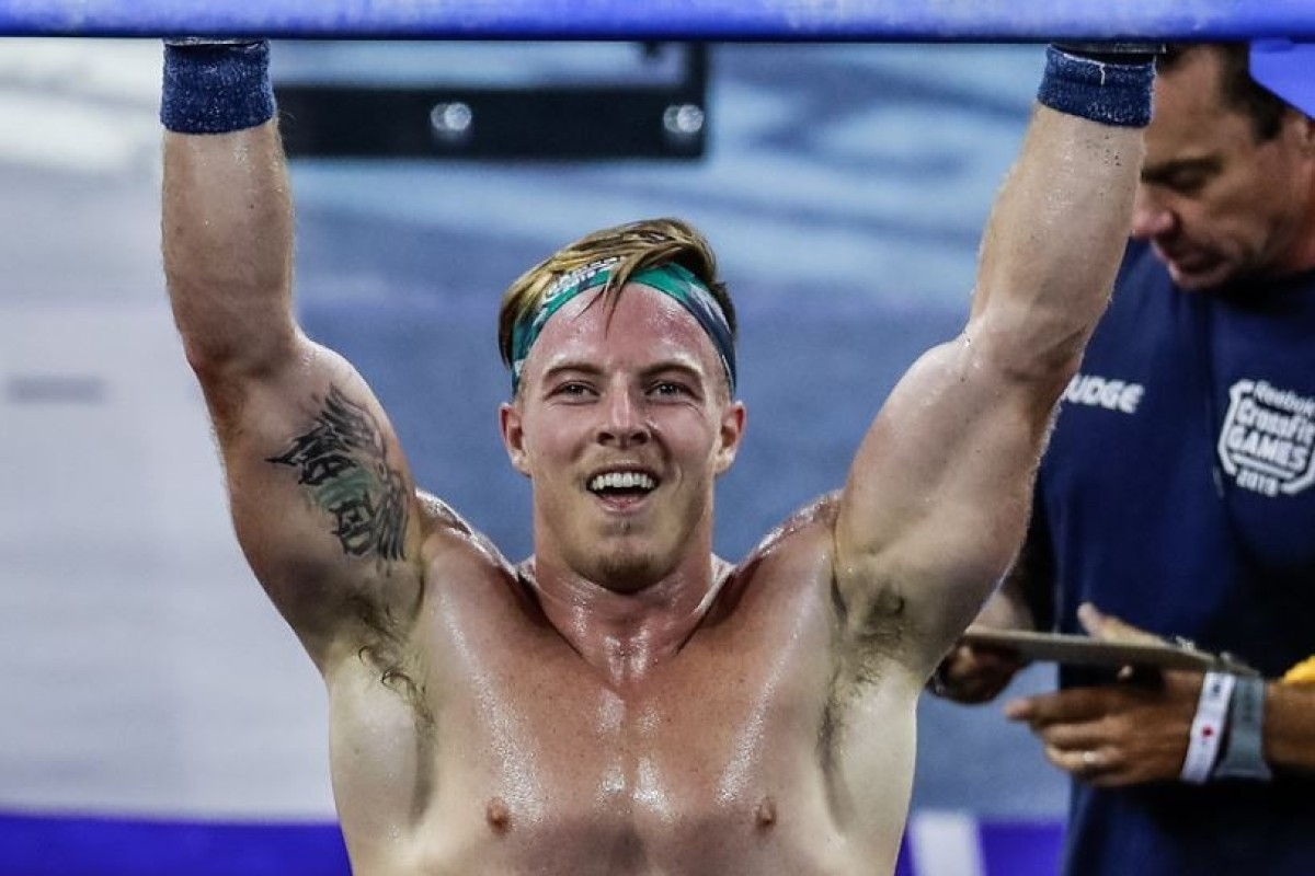 CrossFit Games 2019 leader Noah Ohlsen and his laid-back 'happy, but
