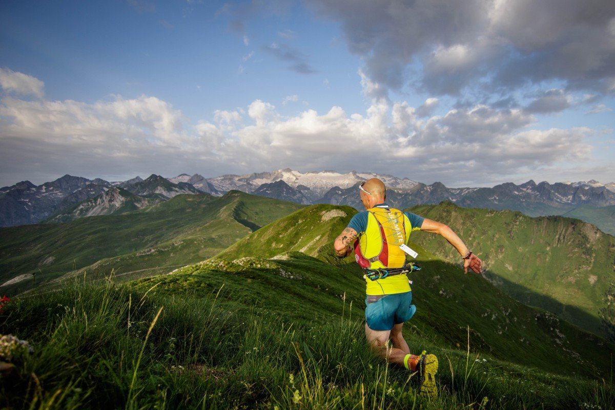 The UTMB is opening a new race in Spain, called the Val D'Aran. Photo: UTMB