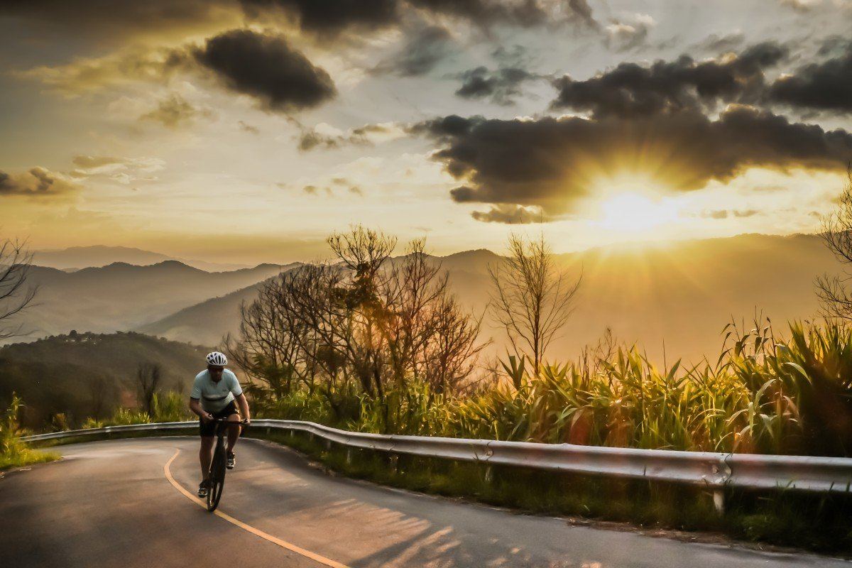 Bike packing in Chiang Mai, Thailand. Is there a difference between bike packing and touring? Photos: Steve Thomas