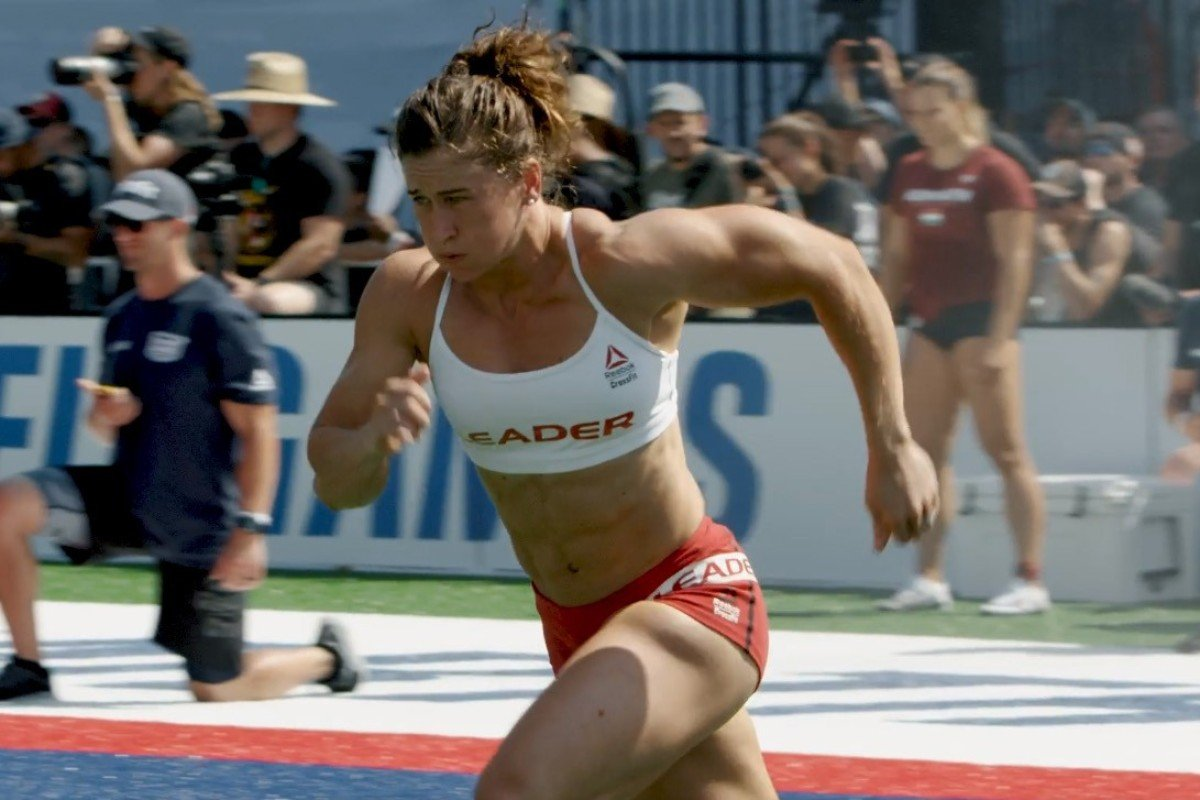 Tia-Clair Toomey is being predicted to win the 2020 CrossFit Open. Photo: CrossFit