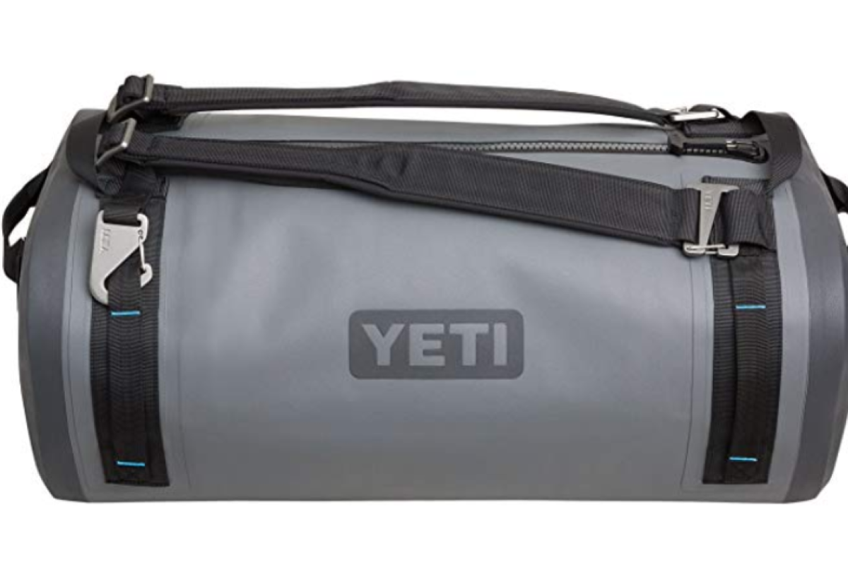Yeti is one of many great bags on the market. Photo: Yeti