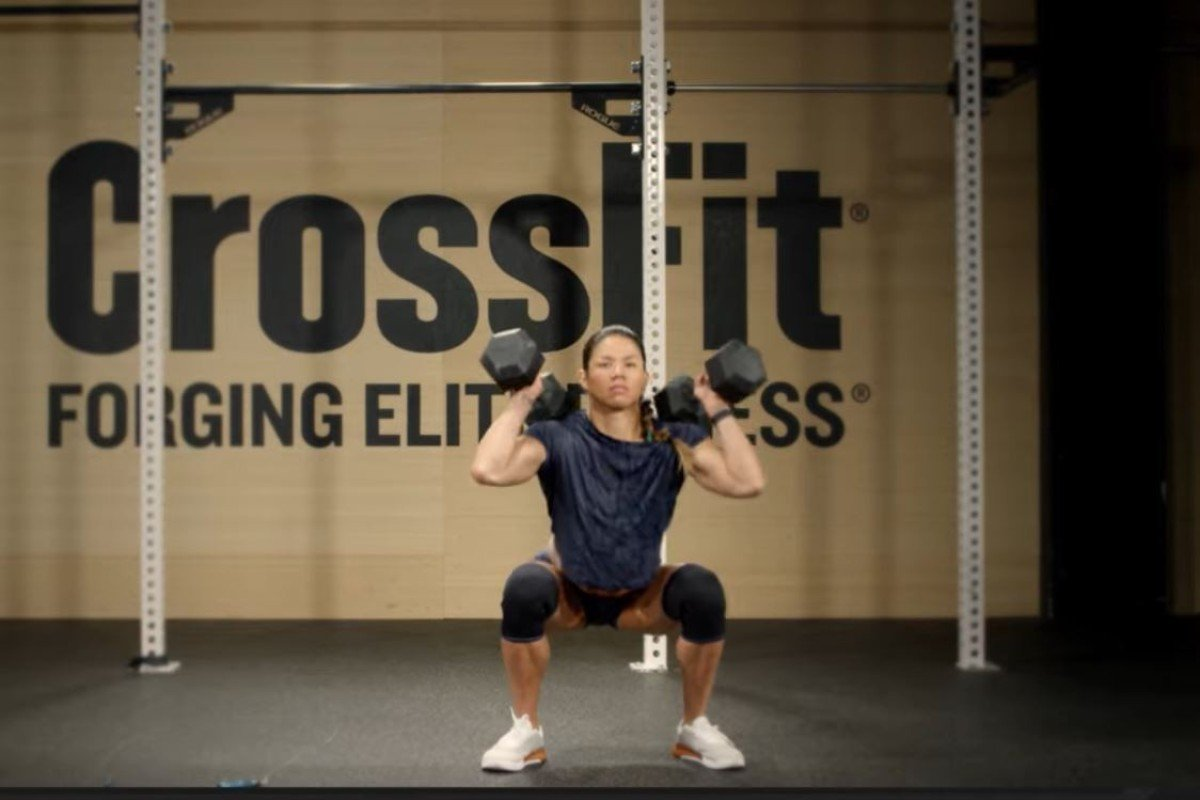 CrossFit Open 20.2 workout has just been announced. Photo: Handout