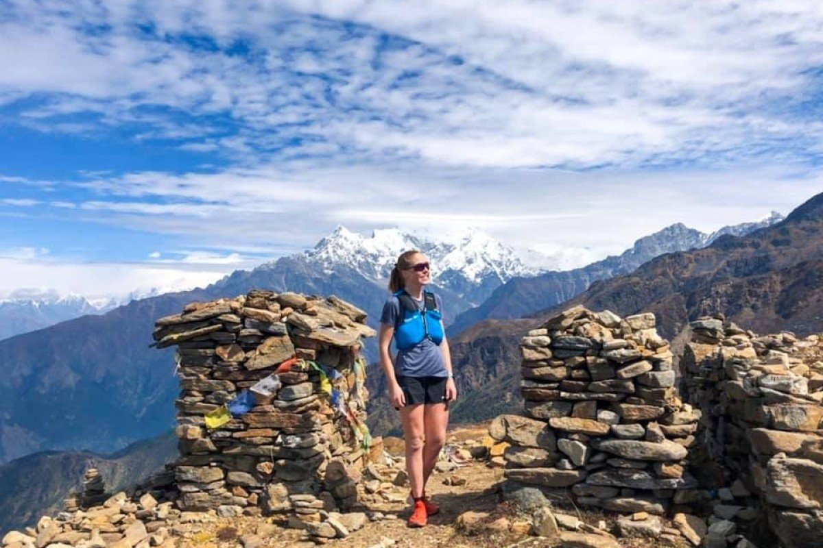 Norwegian runner Eli Anne Dvergsdal took the tough decision to leave her former career behind when she felt a hunger to push her limits. Photo: Eli Anne Dvergsdal