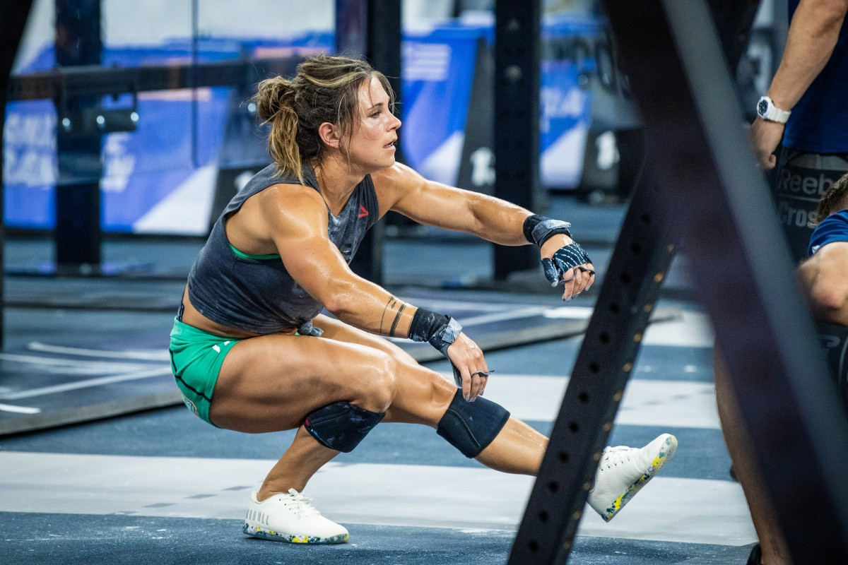 Jamie Greene said moving to the United Arab Emirates from New Zealand has been great. Photo: CrossFit