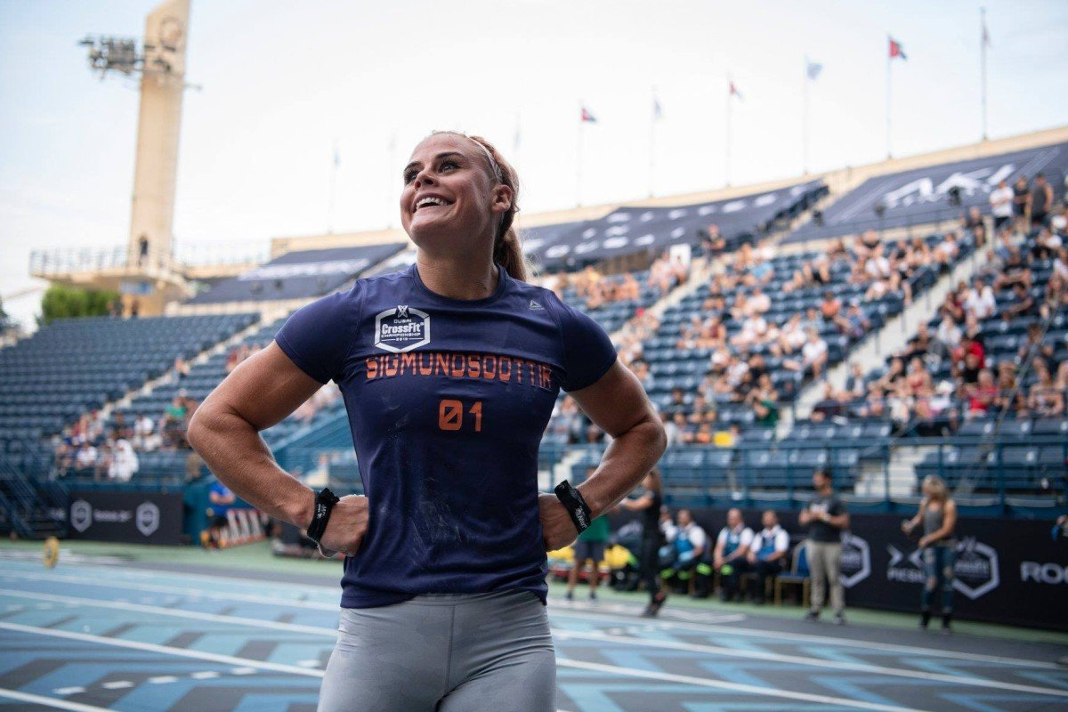 Sara Sigmundsdottir looks unstoppable as she just won back to back Sanctionals. Photo: Dubai CrossFit Championship