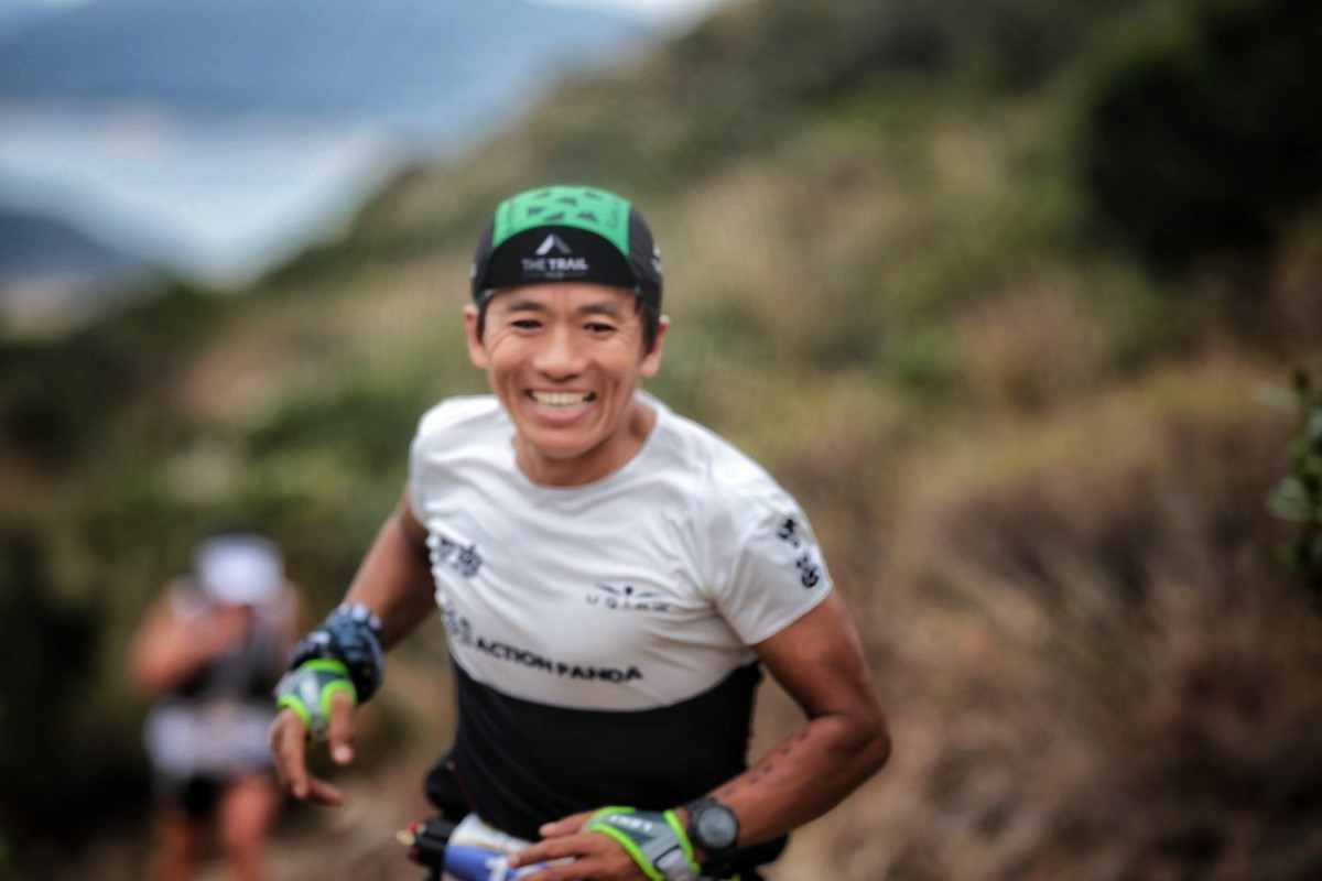 Nugo Yamanath Limbu, a Hong Kong-based Nepalese runner taking on the Hong Kong Four Trails Ultra Challenge. Photo: Handout