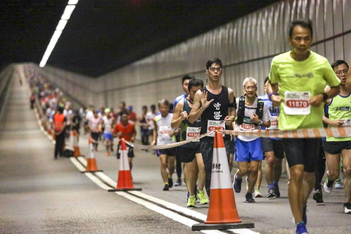 Researchers have found a link not just between music and performance, but between music-tempo and running performance. Photo: Felix Wong