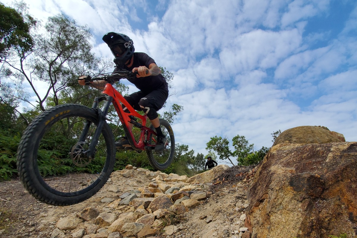 Government departments are building new mountain bike routes across Hong Kong, but red tape is leaving riders frustrated. Photo: Handout