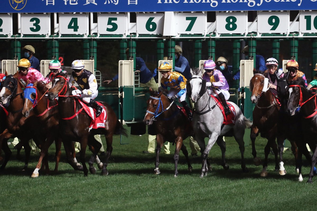 The Hong Kong Jockey Club says it is closely monitoring the expanding cryptocurrency market. Photo: Kenneth Chan