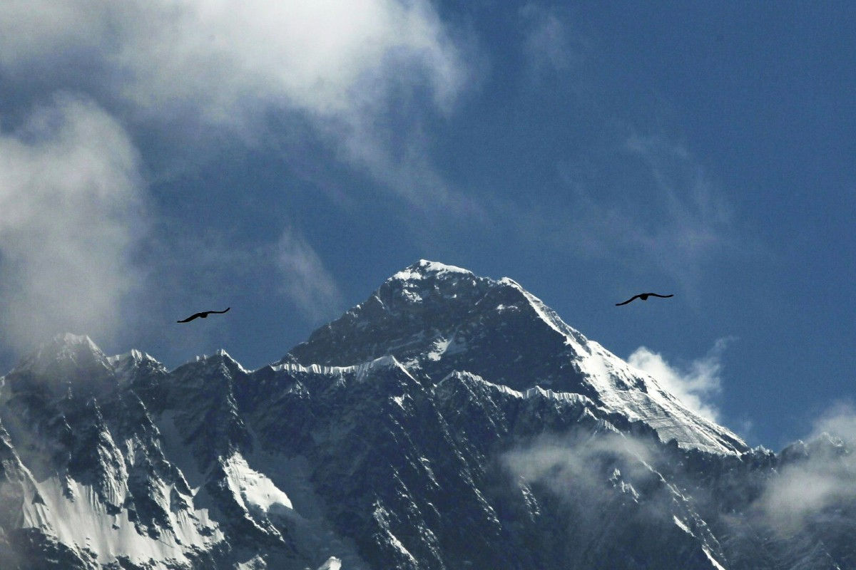 Everest has not been climbed in winter since 1993. Photo: AP