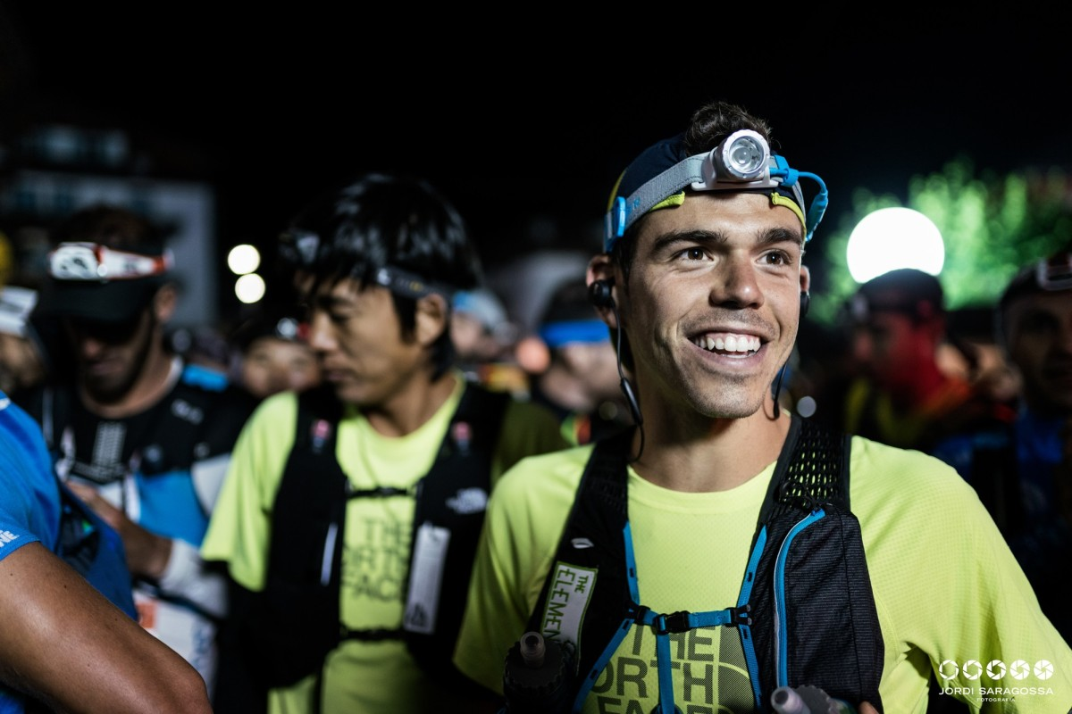 Spain's Paul Capell, UTMB champion and 2019 Ultra Trail World Tour winner, is now an ambassador for Spartan Trail. Photo: Jordi Saragossa