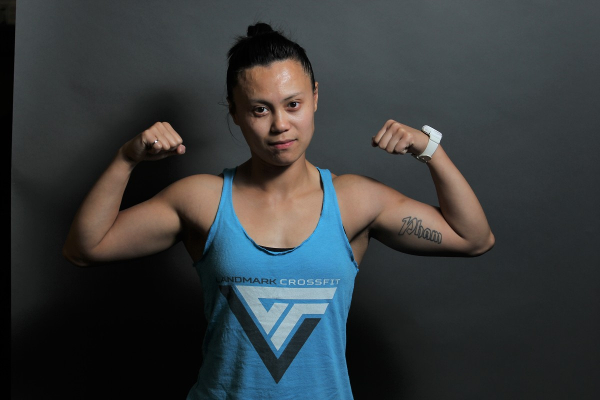 Valerie Hoang, a Canadian who was born in Vietnam, will represent her birth country at the 2020 CrossFit Games this summer. Photo: Handout