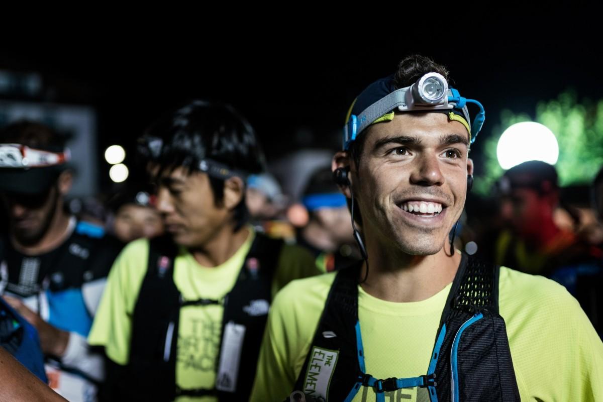 Spain's Paul Capell, UTMB champion and 2019 Ultra Trail World Tour Winner, is an ambassador for Spartan Trail. Photo: Jordi Saragossa