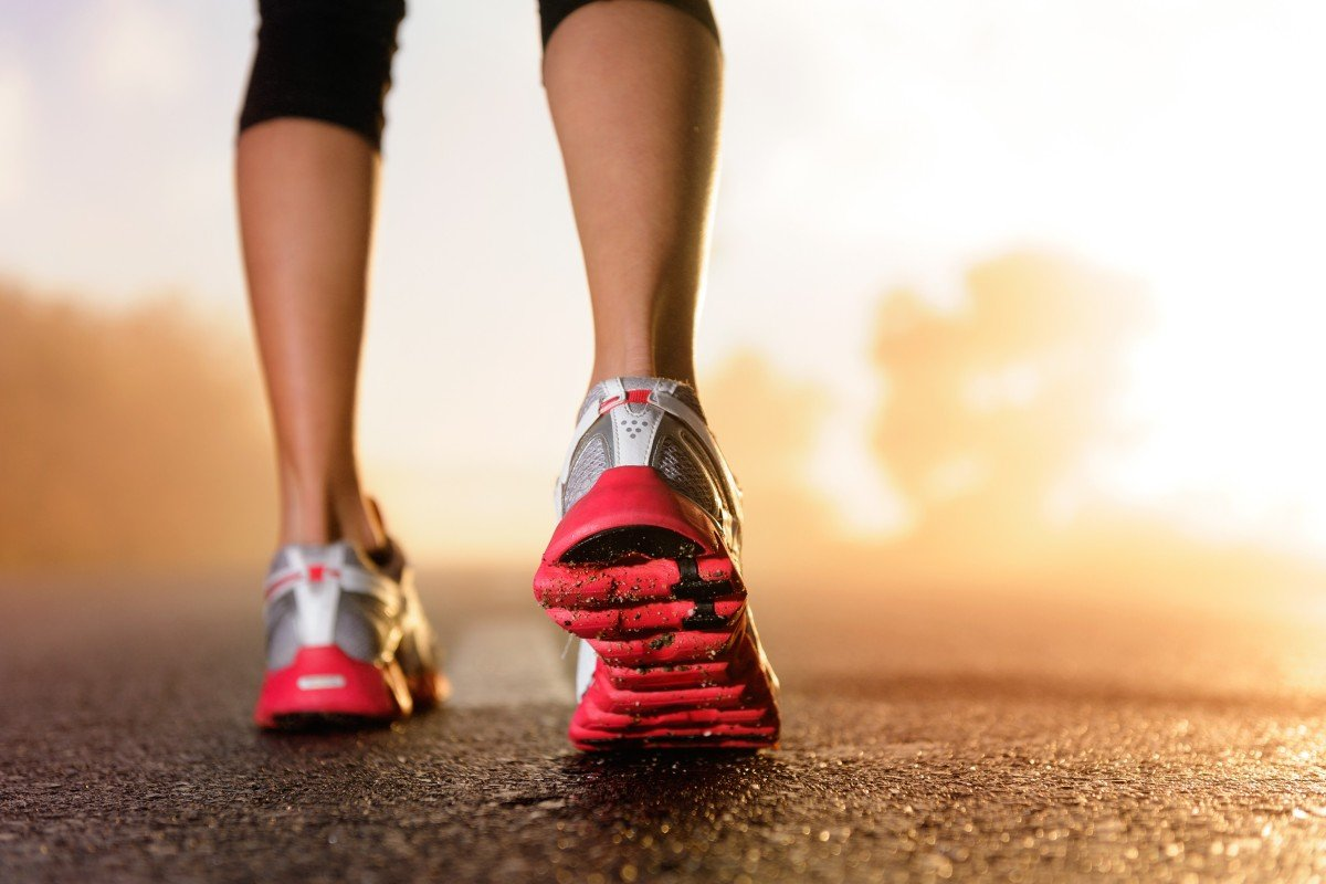 Plantar fasciitis is common among runners, but there are some easy remedies. Photo: Shutterstock