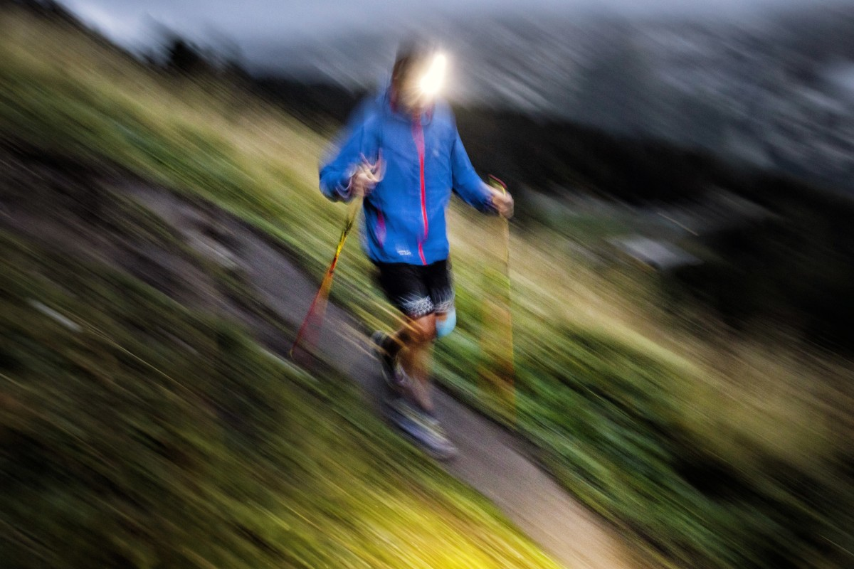 The Barkley Marathon is the latest of many trail races to be cancelled. Photo: Associated Press