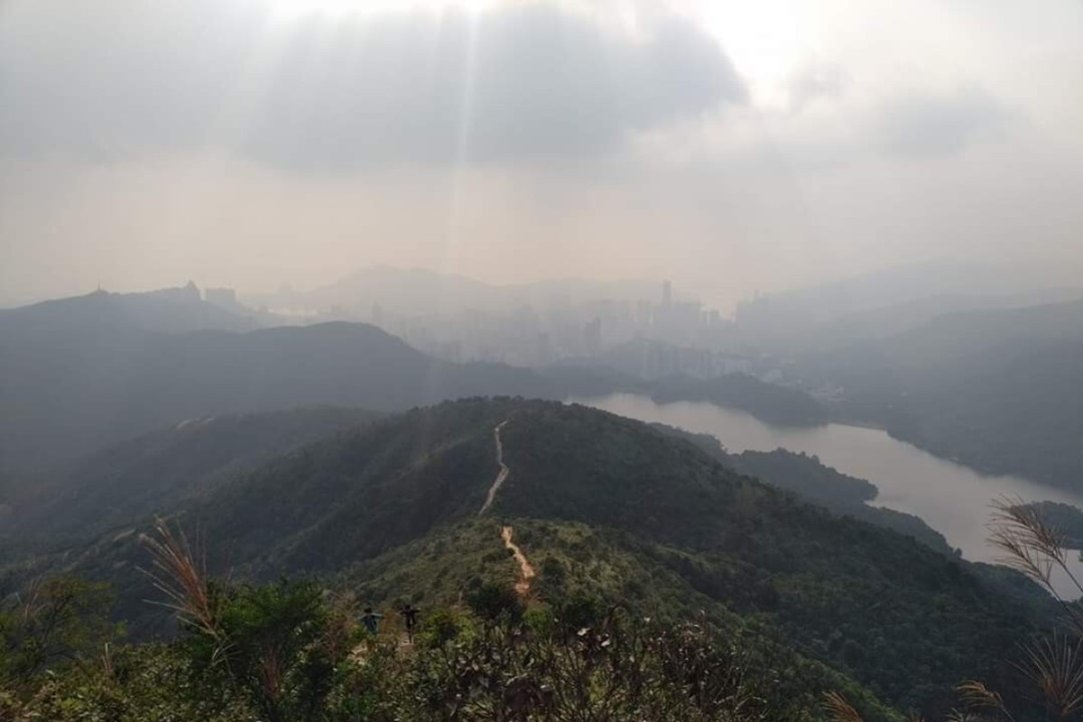 Needle Hill is a challenging hike – there are countless trials for a range of abilities in Hong Kong. Photo: Patrick Blennerhassett