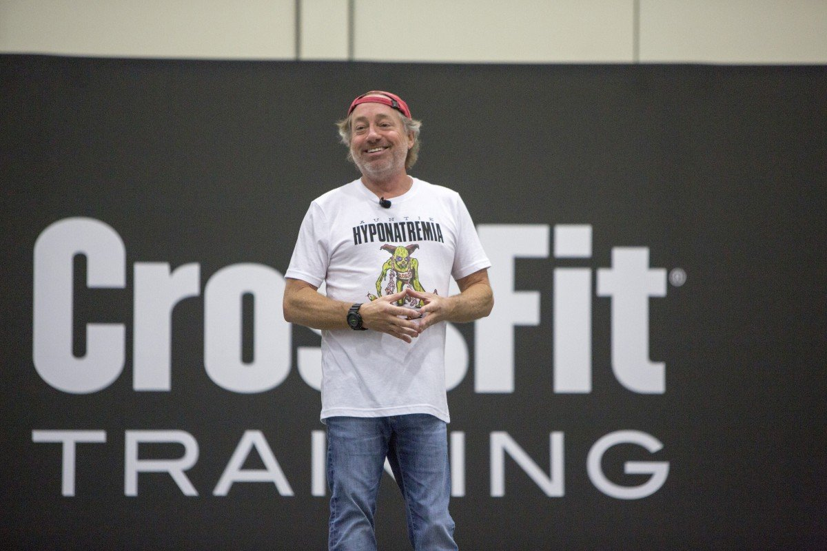Former CrossFit CEO Greg Glassman is not mourning the death of George Floyd. Photo: CrossFit