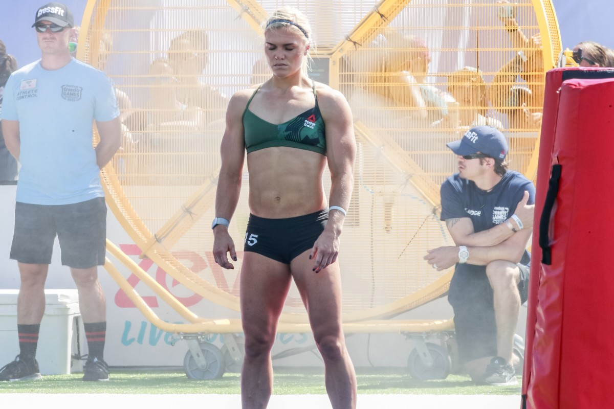 Who are you a fan of this weekend at Rogue? Photo: CrossFit Games