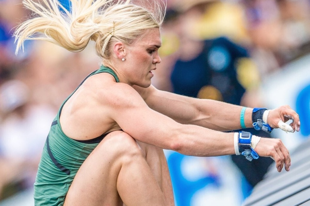 Katrin Davidsdottir is disappointed with