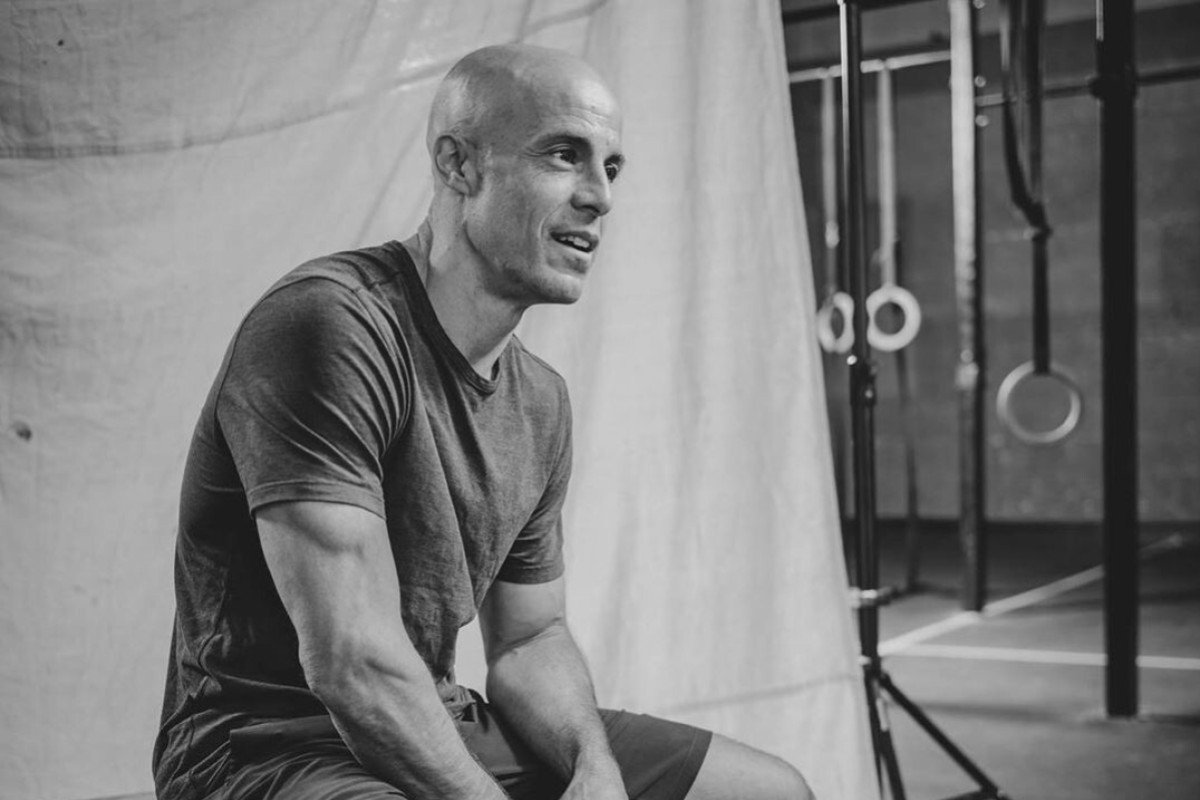 Tech boss Eric Roza has bought CrossFit following the departure of the exercise company's CEO Greg Glassman, who made ill-advised tweets during the George Floyd protests. Photo: Eric Roza/Instagram