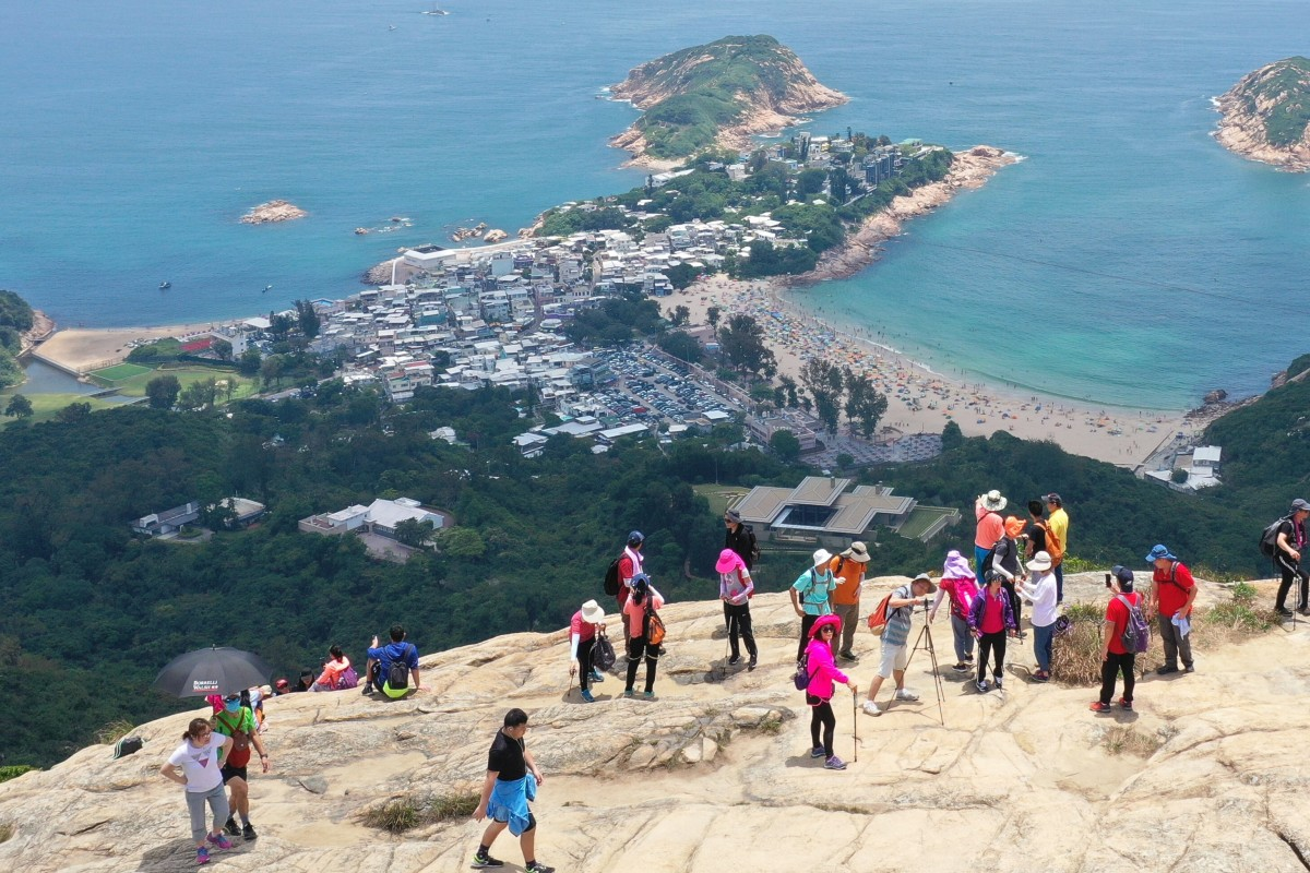 Hiking and running in the summer is fun but be aware of the heat and plan accordingly. Photo: Winson Wong
